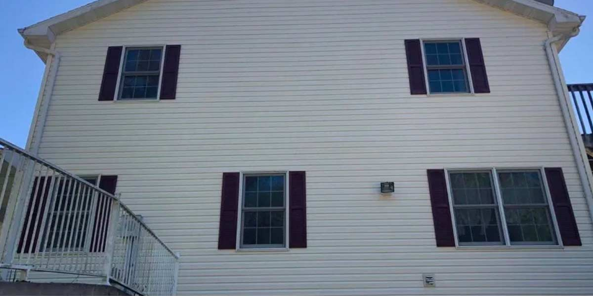 Siding and Vinyl Cleaning